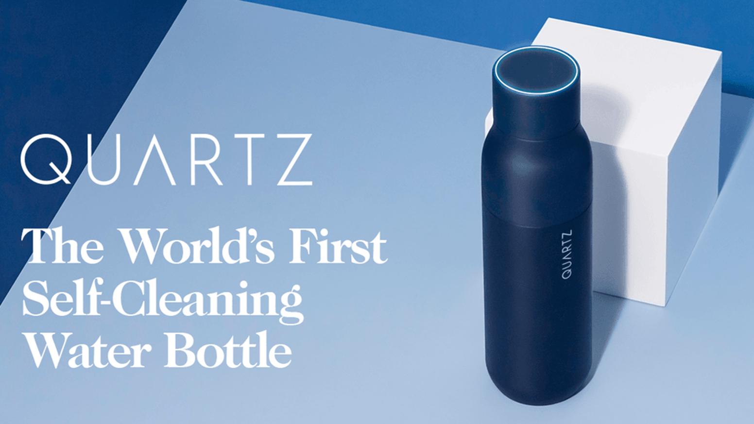 This Water Bottle Raised Over $1 Million on Kickstarter photo