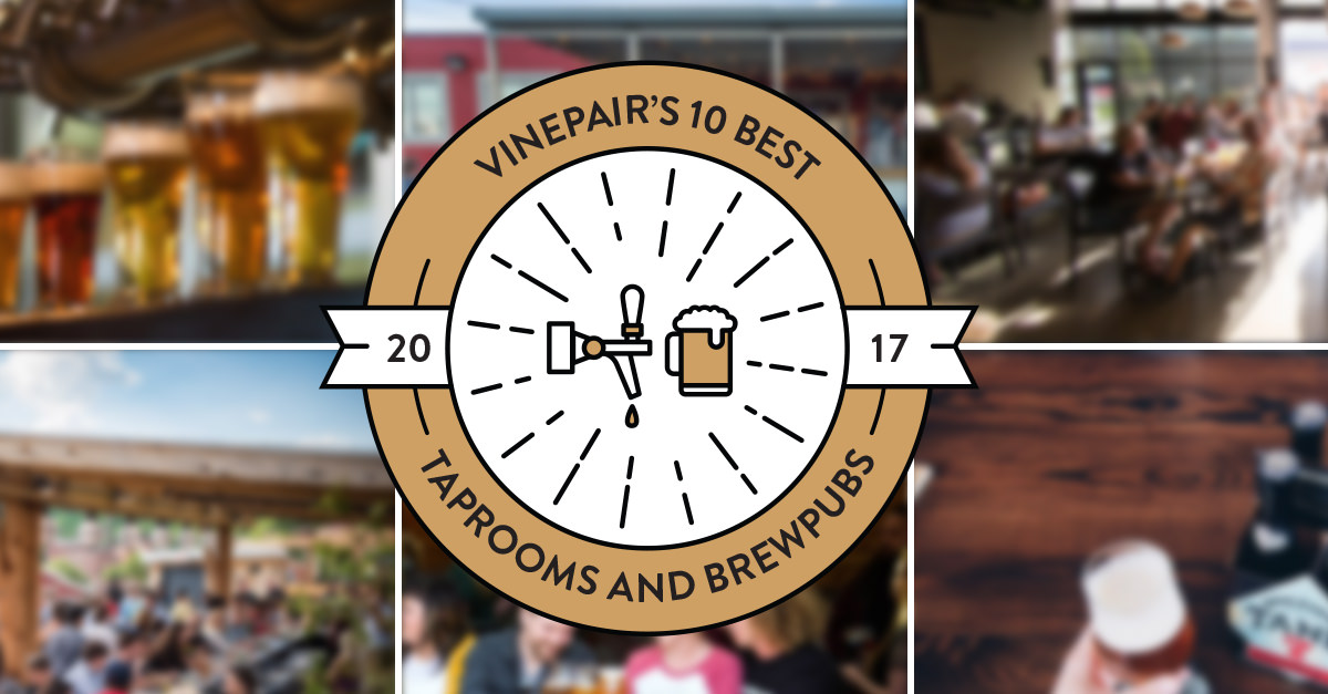 The 10 Best Brewery Taprooms And Brewpubs (2017) photo