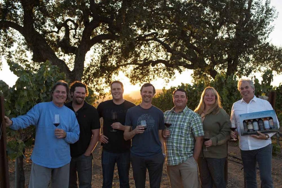 Laurie Jervis: Santa Ynez Entrepreneurs Package Regional Wines For Costco Sales photo