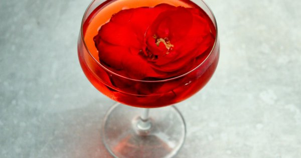 Everything's Coming Up Roses (in Cocktails) photo
