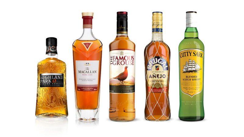 Scottish Firm Edrington Introduces Its Premium Spirits Brands To Nigeria photo
