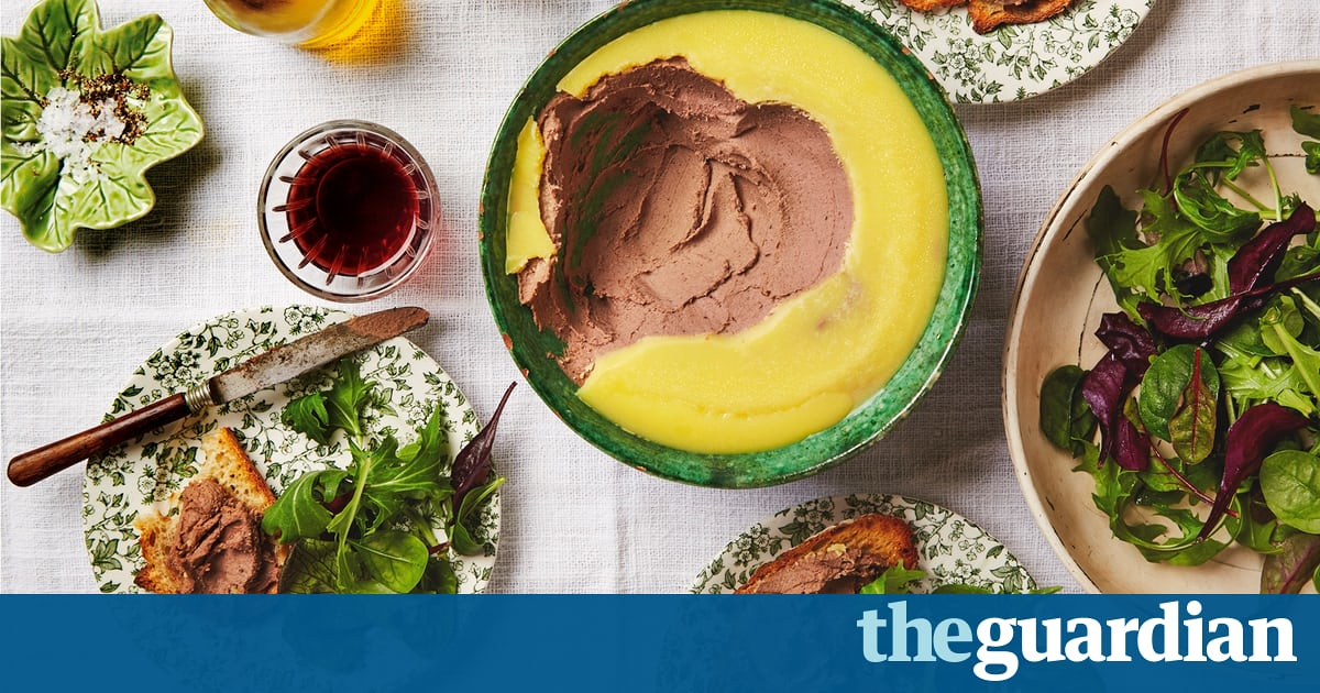 Thomasina Miers' Recipe For Chicken Liver And Quince Paté photo