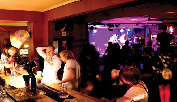 Our Guide To Live Music In Cape Town; The Finest In The City's Live Entertainment photo