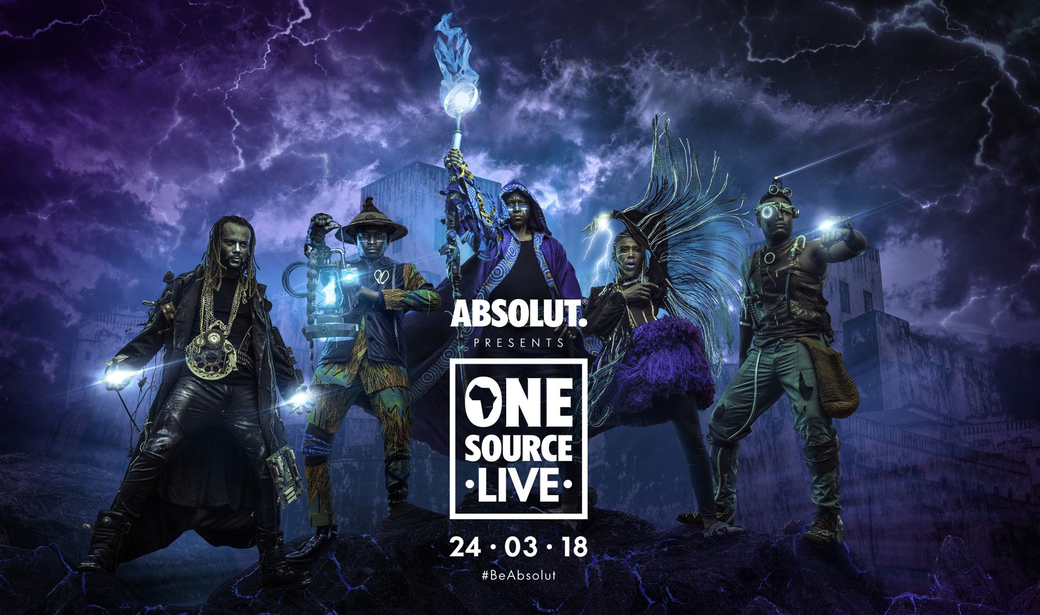 A Festival Of African Creativity Launched By Absolut photo