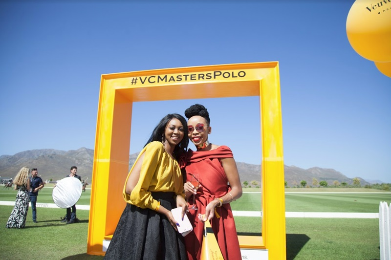 Veuve Clicquot Masters Polo 2018 Returns To Val De Vie Estate photo