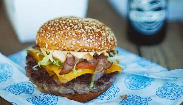 Meet The New Stellenbosch Burger Joint ? De Vrije Burger photo