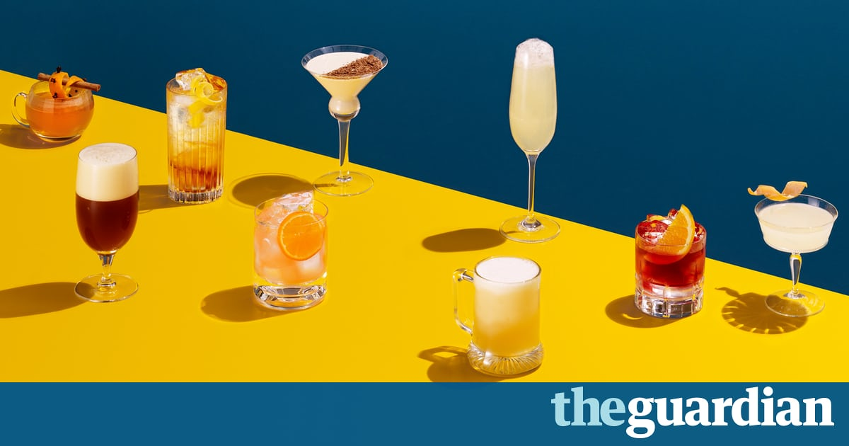 All Shook Up: Hawksmoor's Favourite Winter Cocktail Recipes photo