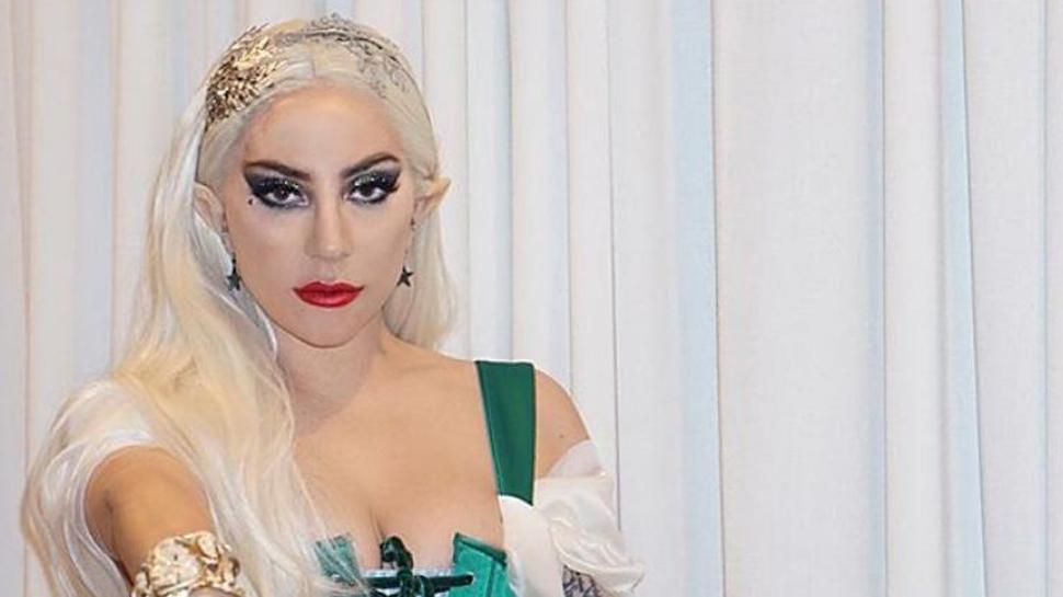 Lady Gaga To Release New Wine Range photo