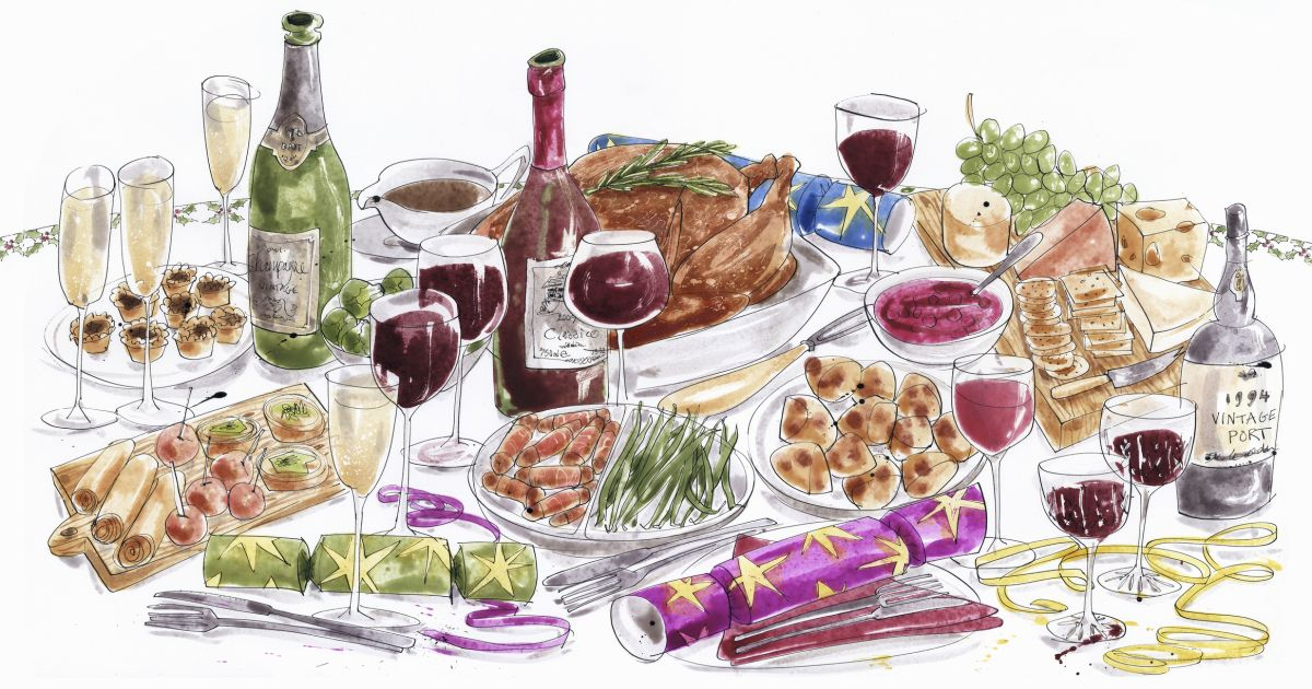 12 Great Products  You Can Add To A Gluten Free And Dairy Free Christmas Buffet photo