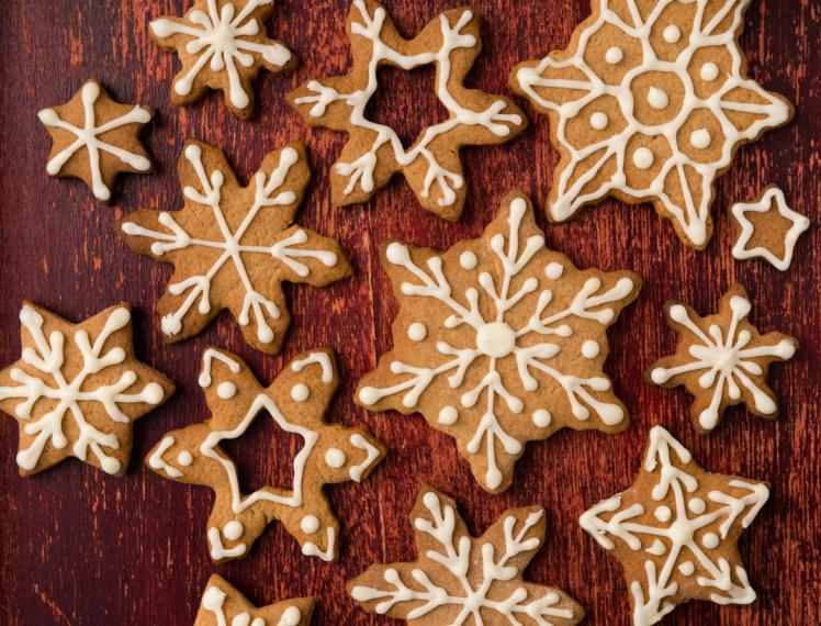 Christmas 2017: 16 Vegan Christmas Bakes And Sweet Treats photo