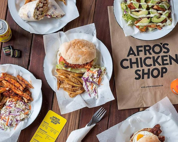 Cult Durban Chicken Eatery, Afro's Chicken To Open In Cape Town! photo
