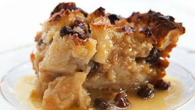 Booze In The Kitchen: How To Make Jack Daniel's Bread Pudding photo