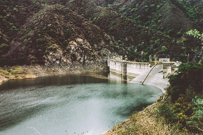 Cape Town Dam Levels photo