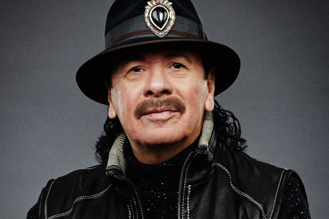 Carlos Santana To Rock Cape Town photo