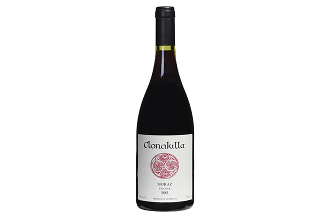 Wine Legend: Clonakilla Shiraz Viognier 2001 photo