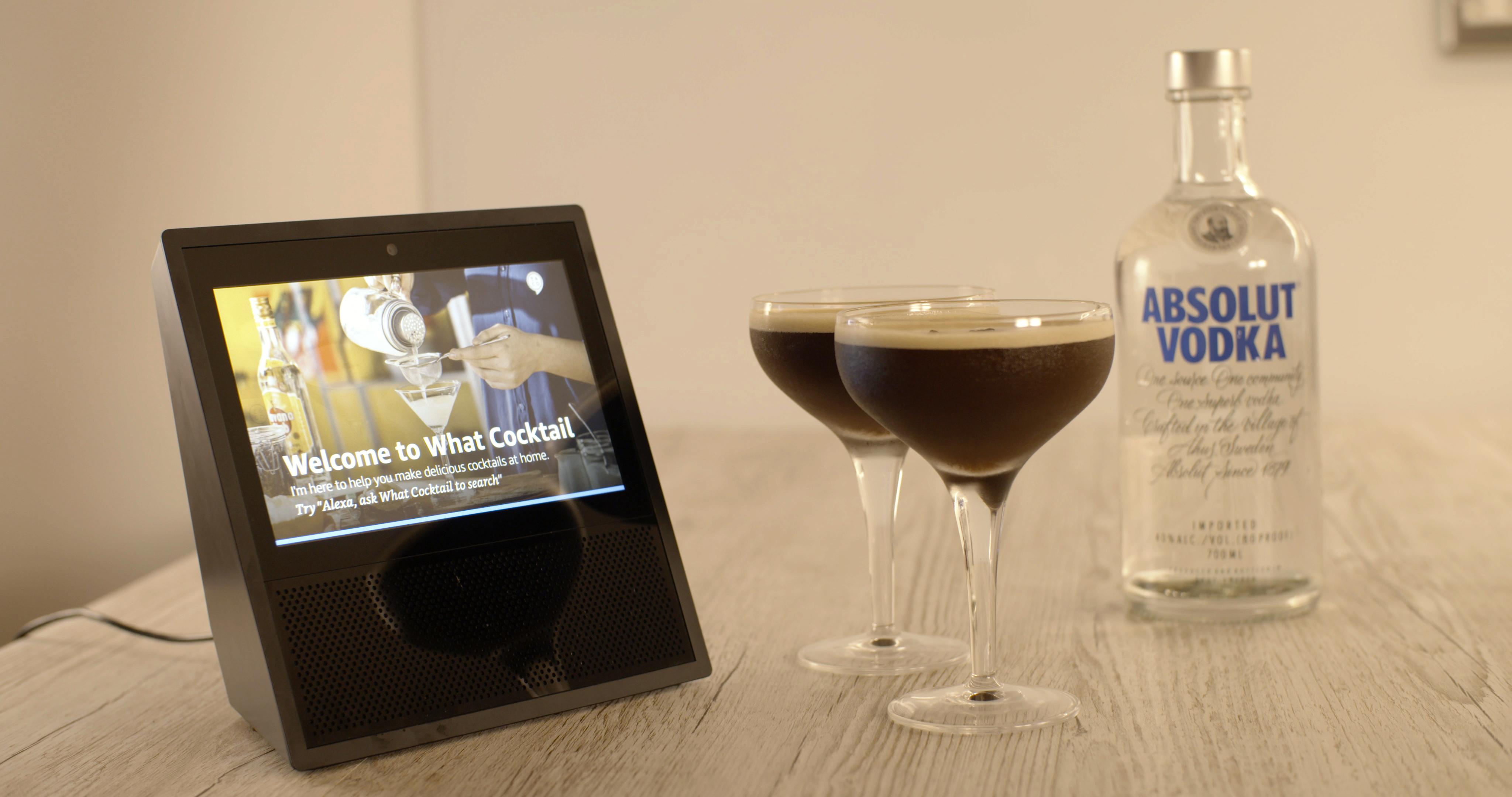 Pernod Ups Digital Marketing With Amazon Show photo