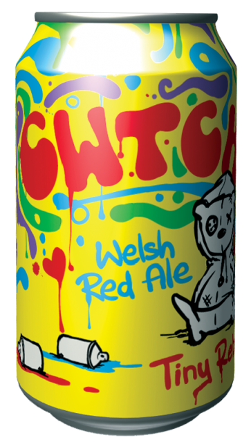 Tiny Rebel Brewing Beer Can Banned photo