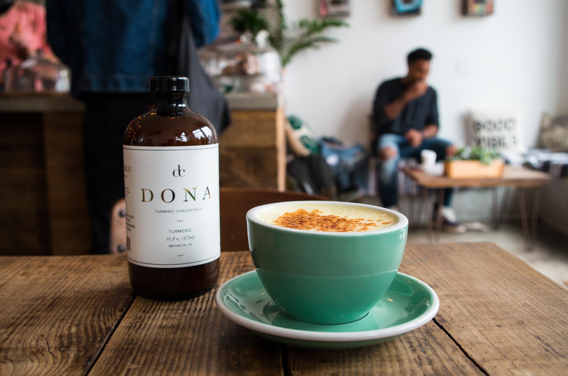 Dona Chai Is Brooklyn's Purveyor Of Fine Turmeric Concentrates photo