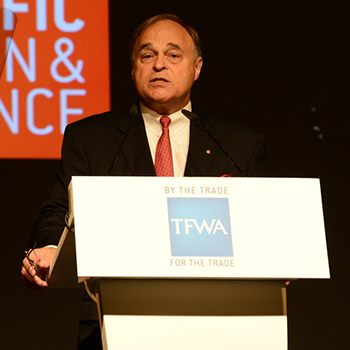 Juul-mortensen Re-elected As Tfwa President photo