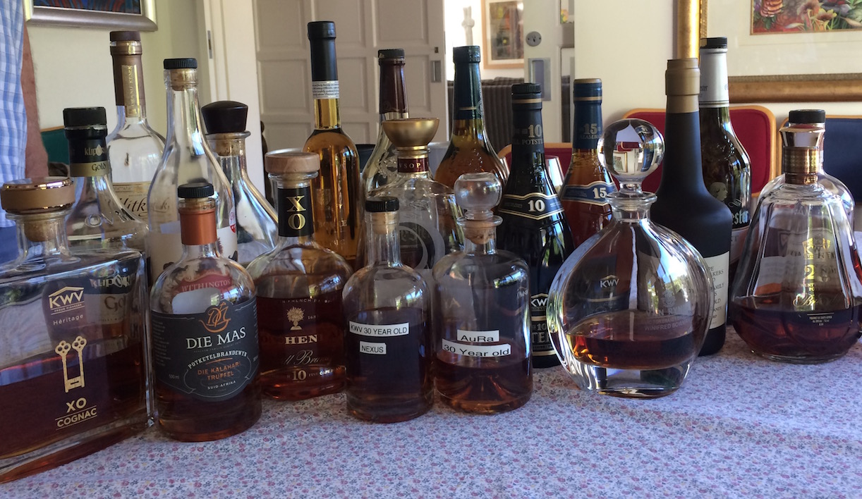 Why Has South African Brandy Been Beating The French At Their Own Game? photo