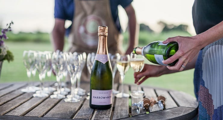 8 Perfect English & Welsh Sparkling Wines For Harry & Meghan's Wedding photo