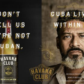 Pernod Hits Out At Bacardi?s Forever Cuban Campaign photo