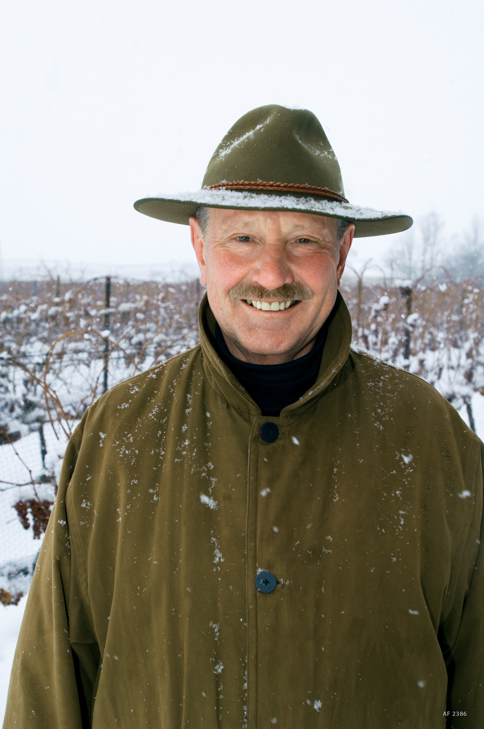 A Tribute To A Giant In The Canadian Wine Industry, Karl Kaiser photo