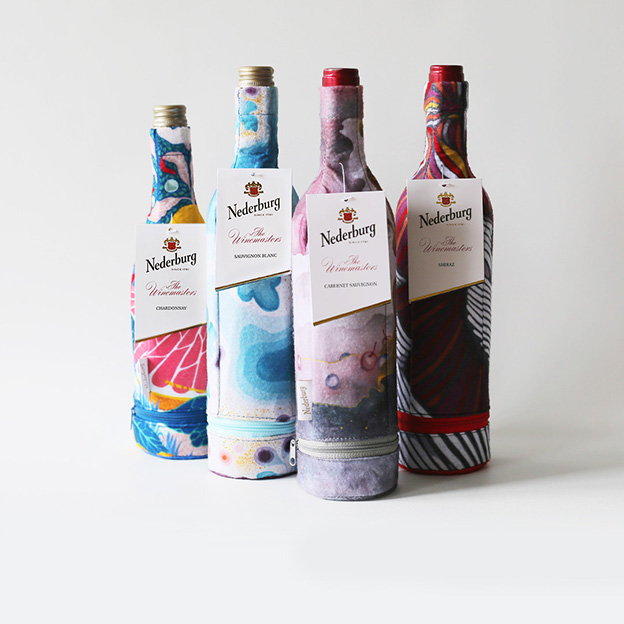 These bespoke festive packs from Nederburg offers a beautiful collection of individual stories. photo