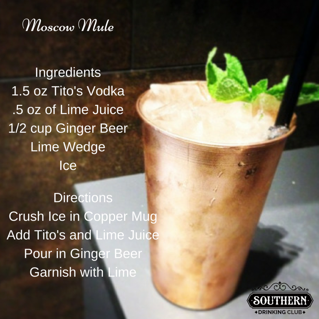 Southern Drinking Club's Drink Of The Day photo