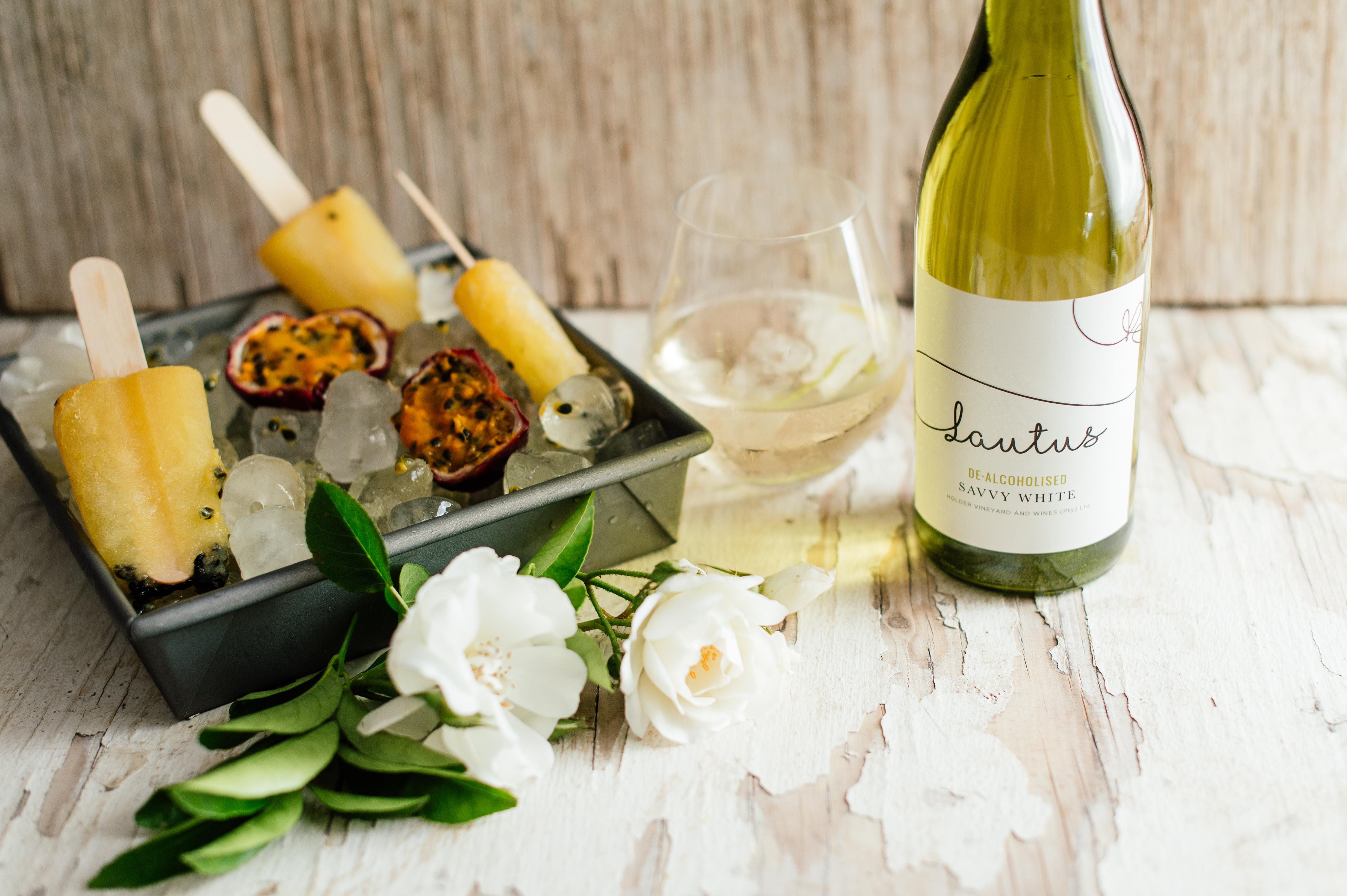 Lautus Savvy White Talks About Their Alcohol-free White Wine photo