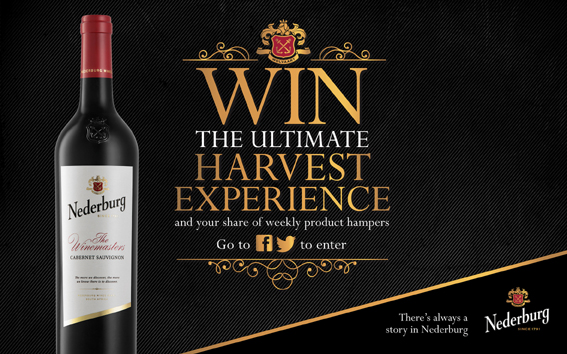 Enter and Win a Harvest Experience in the Cape Winelands! photo