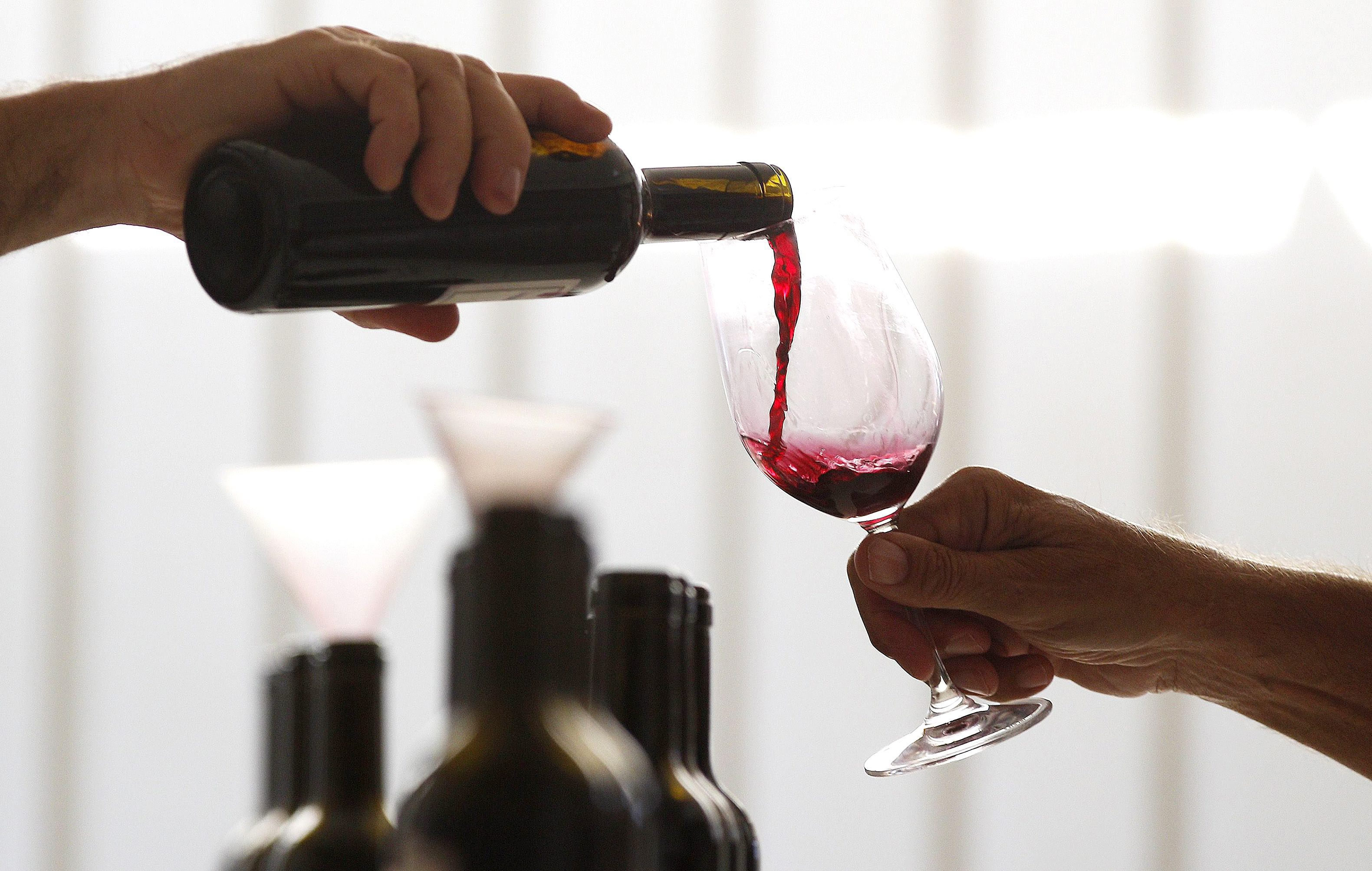 Your Glass Of Wine Is Making You Smarter photo