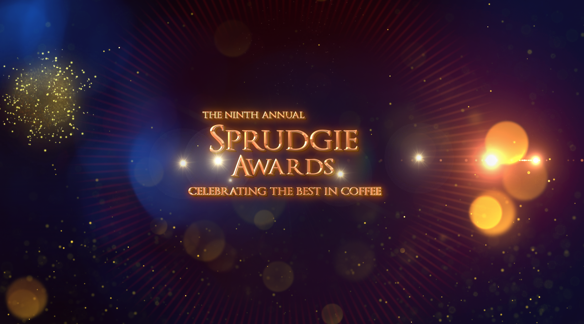Coffee Sprudgecast Episode 47: And The Sprudgie Award Finalists Are… photo