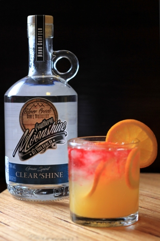 Southern Moonshine Styled LR 1 Silver Creek Craft Distillery Launches Southern Moonshine In South Africa