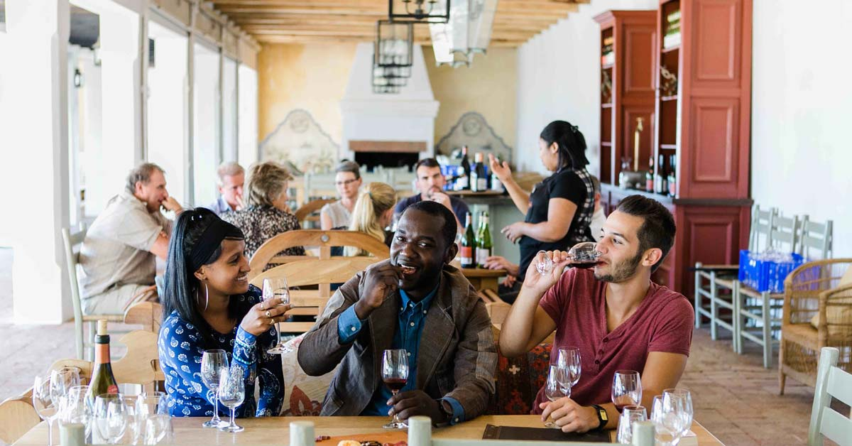 Where To Do The Best Wine Tasting In Paarl photo