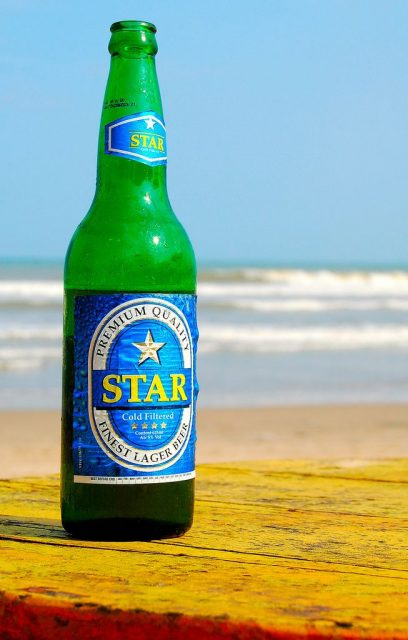 Guinness Ghana Gives Out Gold Bars To Promote Star Beer photo