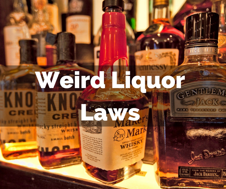 Abv Legal Limits, Beer-drinking Moose, Non-drinking Fish, And Other Weird Booze Laws photo