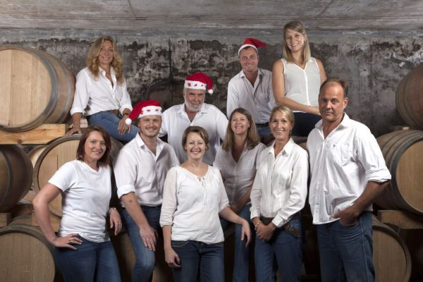 Festive Season Fun at Bouchard Finlayson photo