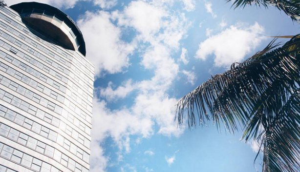 Top Of The Ritz ? Fine Dining With Spectacular At Cape Town?s Revolving Restaurant photo