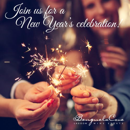 Celebrate the New Year with Benguela Cove! photo