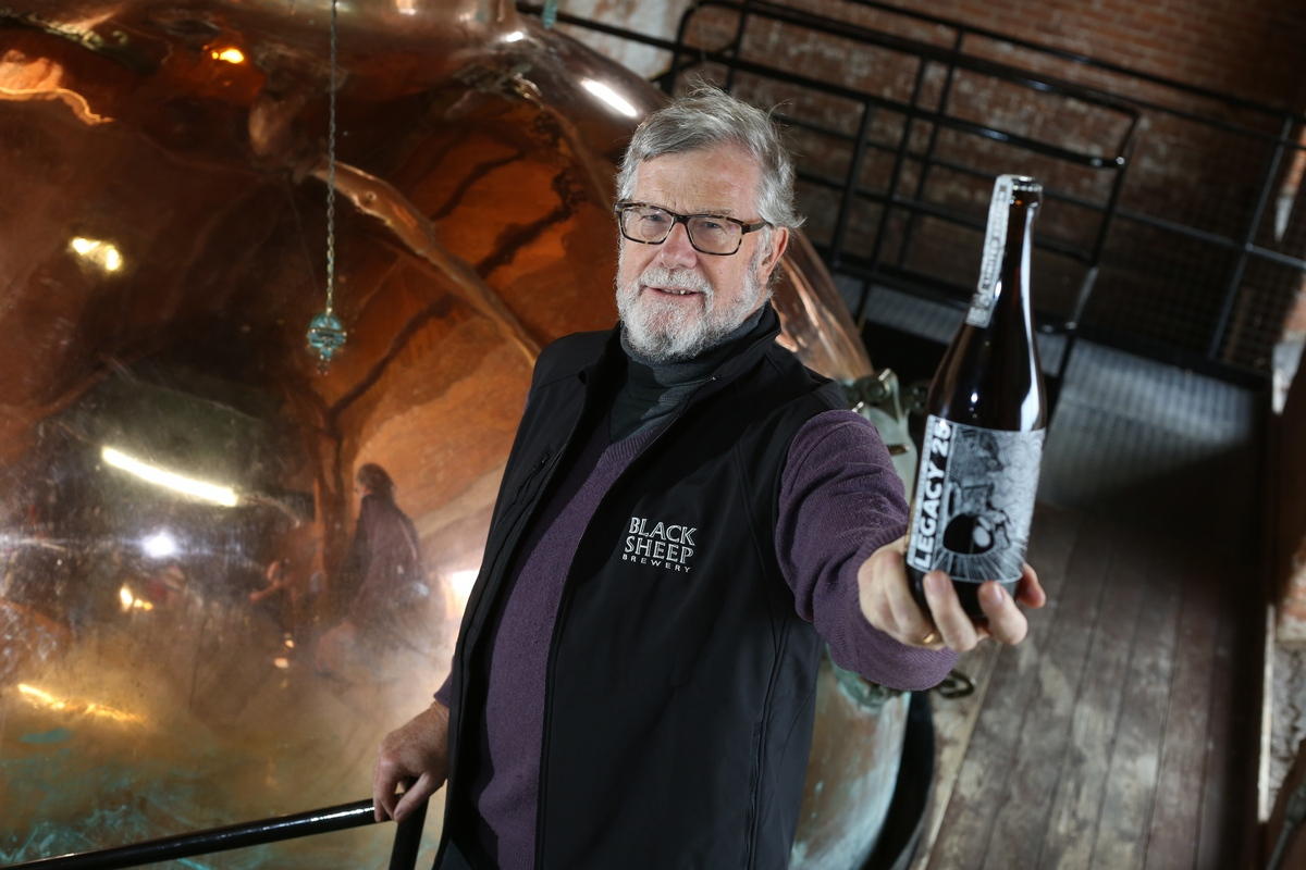 Black Sheep Releases Final Special Beer At End Of Anniversary Year photo