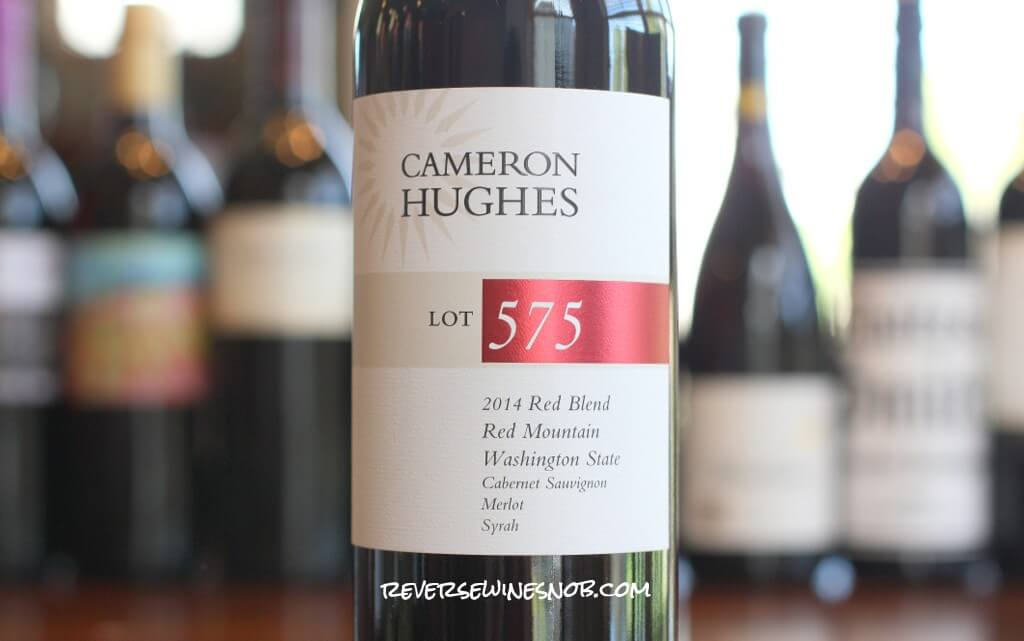 Cameron Hughes Red Mountain Red Blend photo