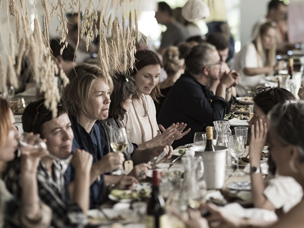Feast With Top Sa Chefs At Convivium 2018 In The Swartland photo