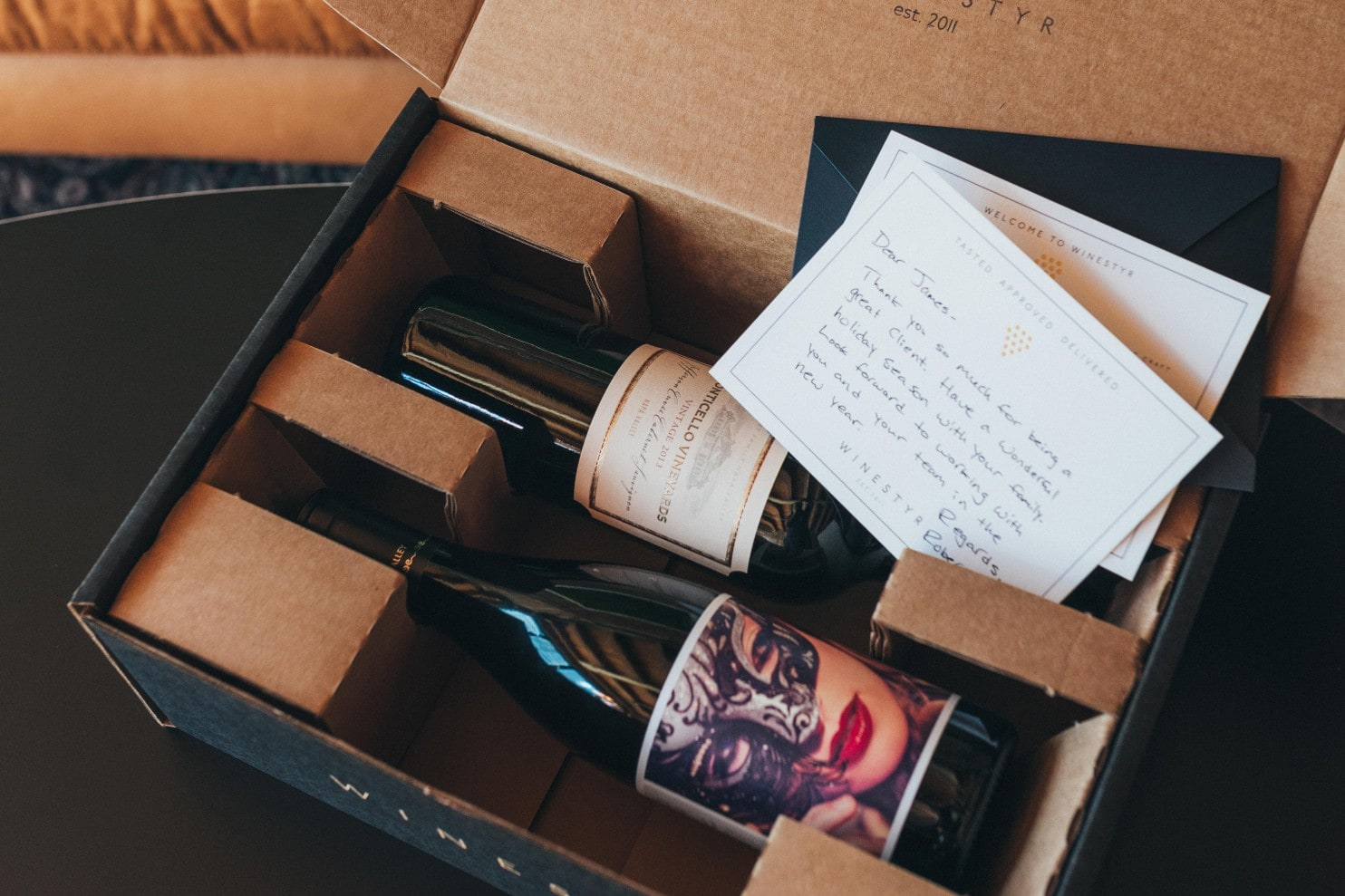 Three Strategies For Giving The Gift Of Wine photo