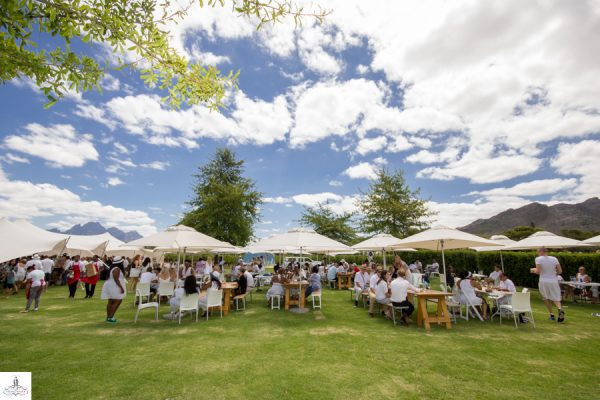 Sample Seasonal Inspired Wines at Franschhoek Summer Wines photo