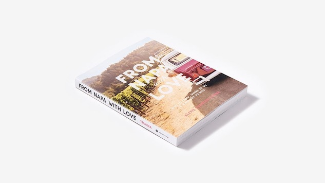 7 Giftable Books For Wine Lovers photo