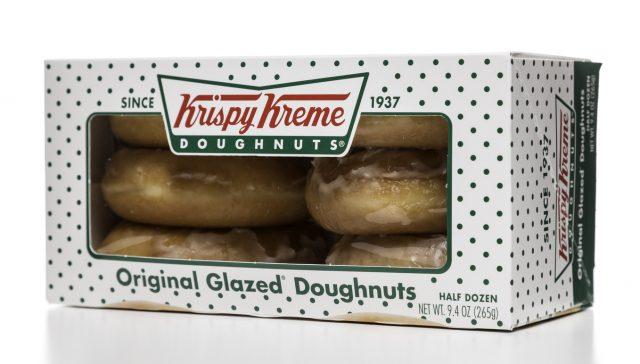 Florida Breweries Create Krispy Kreme Donut-flavoured Beer As Strong As Wine photo
