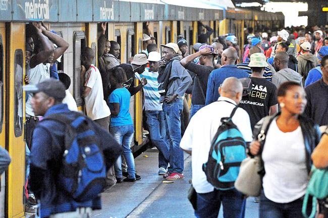 Metrorail Central Line Still Suspended photo