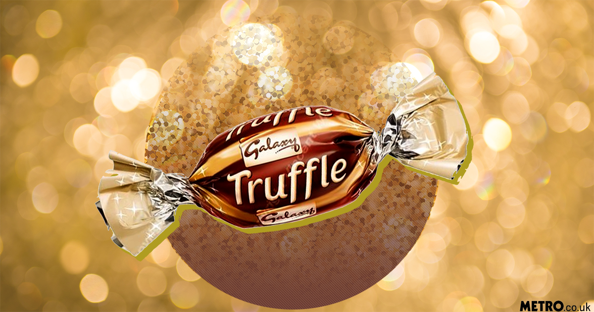 People Are Still Furious That Galaxy Truffles Aren't In Celebrations Tubs photo