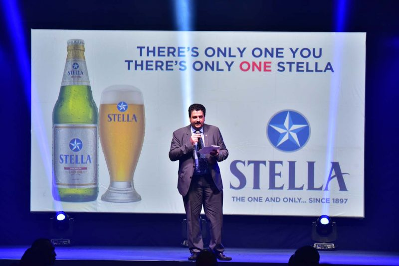 Nigerian Breweries Raises The Stakes; Launches ?stella Lager? For The Premium Beer Market photo